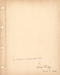 Henri Temianka Correspondence; (autographbook) by Various