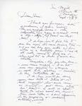 Henri Temianka Correspondence; (brooks)