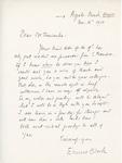 Henri Temianka Correspondence; (ebloch)