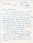 Henri Temianka Correspondence; (field)