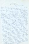 Henri Temianka Correspondence; (fuerstner)