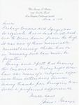 Henri Temianka Correspondence; (hecker)