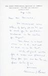 Henri Temianka Correspondence; (heschel)