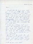 Henri Temianka Correspondence; (hill)