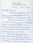 Henri Temianka Correspondence; (Hodgkinson)