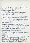 Henri Temianka Correspondence; (horibe)