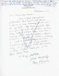 Henri Temianka Correspondence; (jheifetz)