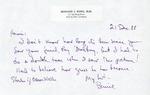 Henri Temianka Correspondence; (korn)