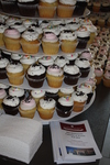 Leatherby Libraries 10th Anniversary Cupcake Celebration