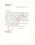 Henri Temianka correspondence, Gurs by Baron James Baeyens