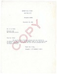 Henri Temianka correspondence, Gurs by Margaret Ebert