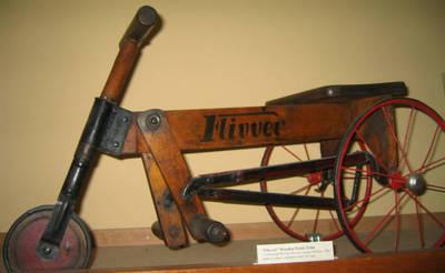 Quot Automatic Cradle Flivver Pedal Tricycle Quot