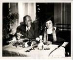 Jack Johnson & wife