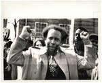 Howard Moore at trial of H. Rap Brown