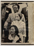 Coretta Scott King & Rosa Parks on 20th Anniversary of Montgomery Bus Boycott