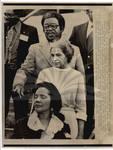 Coretta Scott King & Rosa Parks on 20th Anniversary of Montgomery Bus Boycott