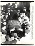 Casket of Elijah Muhammad