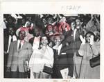 Martin Luther King, Jr., & wife Coretta Scott King