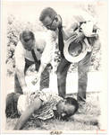 James Meredith Wounded During Protest March