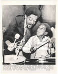 Black Panther Bobby Seale and son