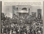 Funeral of Black Panther George Jackson