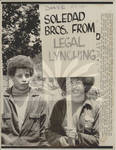 Angela Davis Leads March for Soledad Brothers