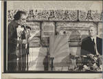 Golda Meir Announces New Cabinet