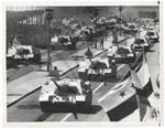 Cairo Displays Soviet-Made Tanks