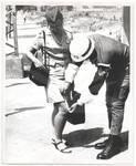 Female Soldier's Skirt Measured