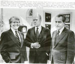 Jimmy Carter, Gerald Ford, and Richard Nixon