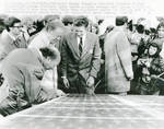 Jimmy Carter at Solar Energy Research Institute