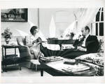 Gerald and Betty Ford in White House