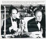 Ford and Canadian Prime Minister Pierre Elliot Trudeau