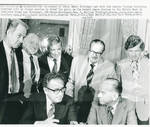 Henry Kissinger Meeting with Senate Foreign Relations Committee
