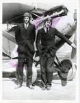 Charles A. Lindbergh and B.F. Mahoney