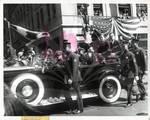 Charles A. Lindbergh's New York Reception Parade