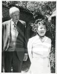 Charles and Anne Lindbergh, 1973