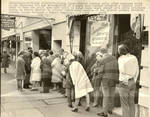 San Francisco Voting Lines