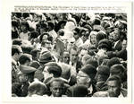 Nixon Attends MLK Funeral