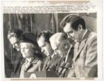 Nixons at Presidential Prayer Breakfast