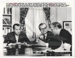 Nixon Meets with Governor Nelson Rockefeller
