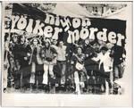 Austrian Students Protest Nixon Visit