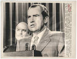 Nixon Announces Troop Withdrawal