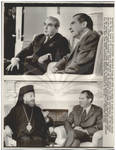 President Nixon Meets with Heads of State of Pakistan and Cyprus