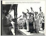 Nixon Enroute to Alexandria