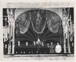 President Nixon Visits Bolshoi Theatre