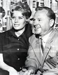 Mickey Rooney with Barbara Thomason