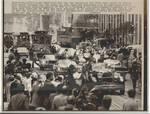 Motorcade with Son Tay Raiders & POWs