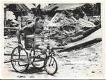 Legless Vietnamese Veteran Flees War