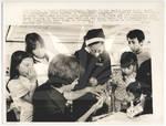 Vietnamese Children Receive Vaccines